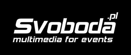 SVOBODA.pl multimedia for events